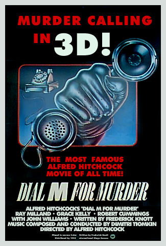 Dial M For Murder Phone